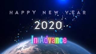 HAPPY NEW YEAR 2020 Advance Happy New Year Wishes Whatsapp Status WHY TV