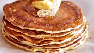 How To Make Pancakes - Kids Can Cook Too!