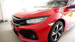 The sporty Civic RS by Honda with AutoTriz™ paint protection