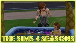 The Sims 4: Seasons // Summer Makeovers (Part 2)