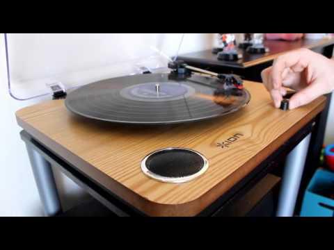 Ion Audio MAX LP 3 Speed Turntable