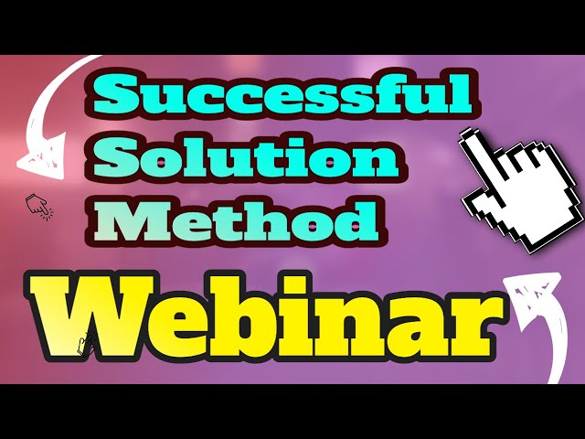SSM is making noise in a VERY BIG WAY| Successful Solution Method