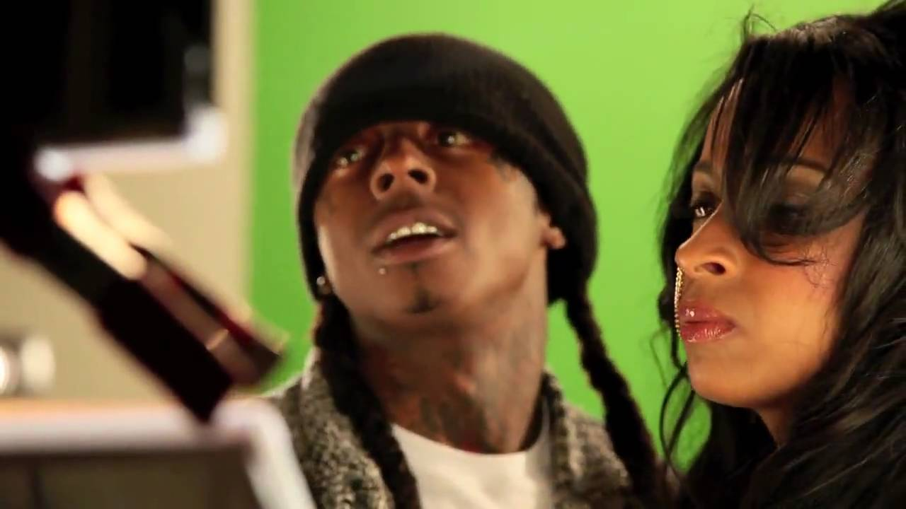 Lil Wayne feat Shanell- RUNNIN (Behind Scenes) 2010 HD