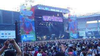 SUMMER SONIC 2011 X JAPAN - Rusty Nail