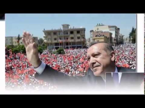 Esat Kabaklı Meydanlar - RTE - Ak Parti -  2017