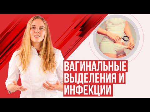 Выделения у женщин в норме и при инфекциях