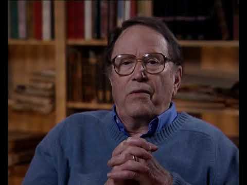 Richard Wilbur - Teaching undergraduates to write poetry (45/83)
