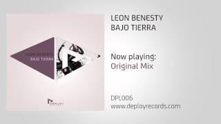 Leon Benesty - Bajo Tierra [Deploy Records]