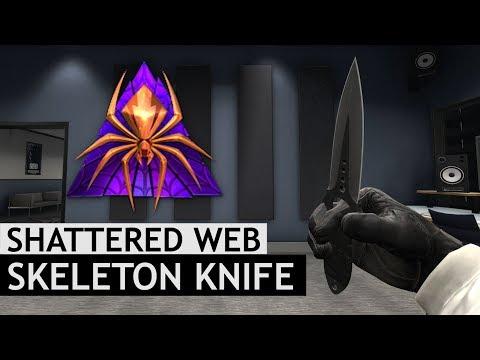 Skeleton Knife Animations