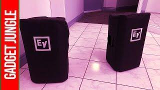"Electro Voice ZLX12P 12"" - Best Dj Speakers Review"