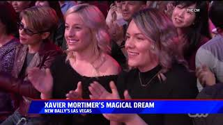 Xavier Mortimer performing Timeless on Fox 5