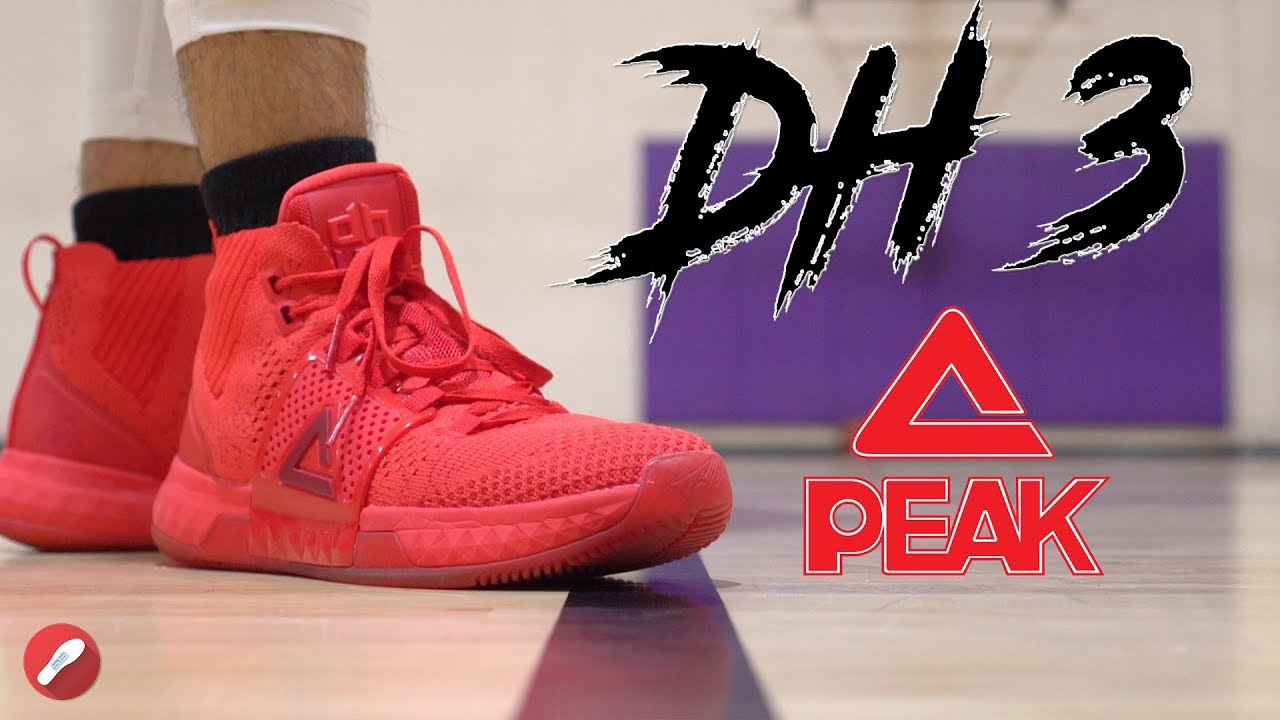 new arrivals f160e 21c83 Peak DH 3 (Dwight Howard) Performance Review!