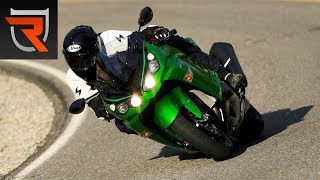 2017 Kawasaki Ninja ZX-14R First Test Review Video | Riders Domain