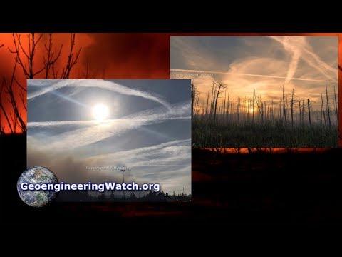 Organizations Warn Covert Geoengineering Programs Fuel Unprecedented Firestorms