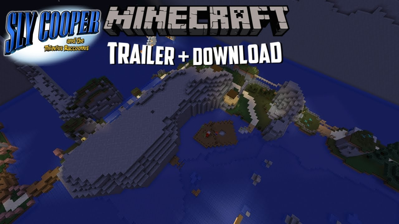 Sly cooper map in minecraft trailer download 15th anniversary sly cooper map in minecraft trailer download 15th anniversary special sciox Gallery