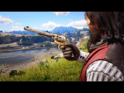 THE CATTLEMAN REVOLVER CHALLENGE | Red Dead Redemption 2: Rags to Riches thumbnail