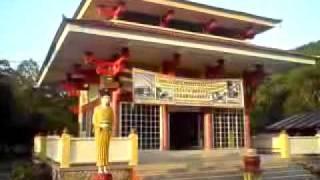 Thai temple gua musang,kelantan.{samnaksong HO phor than thit}