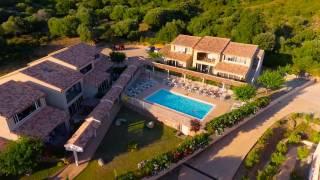 Résidence U mio Paese, Saint Florent Corse - AERIAL KINT