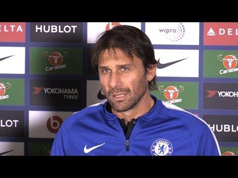 Antonio Conte Full Pre-Match Press Conference - West Brom v Chelsea - Premier League