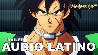 Broly: Trailer Pelicula Dragon Ball Super en Audio Latino (No Oficial) HD