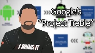Google's Project Treble – Faster Android Updates?