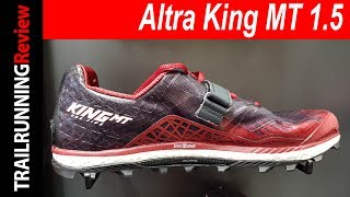 Altra King MT 1.5 Preview