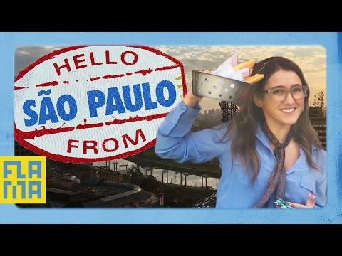 Olá From São Paulo, Brasil!