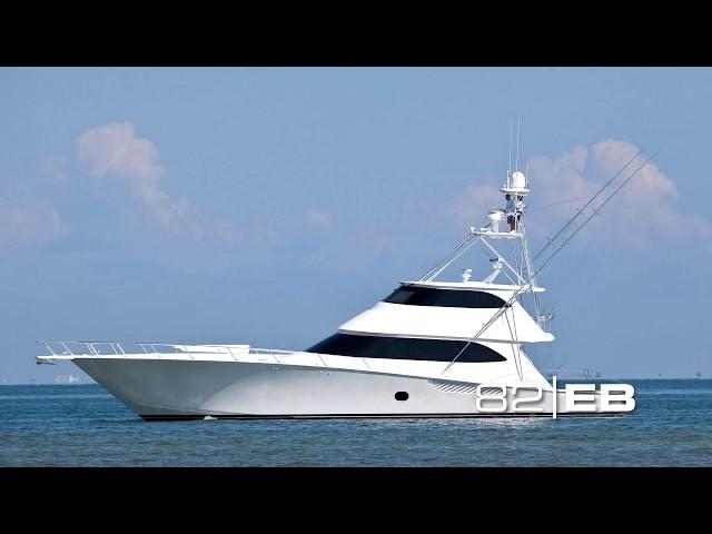 New 2017 Viking Yachts 72 Convertible