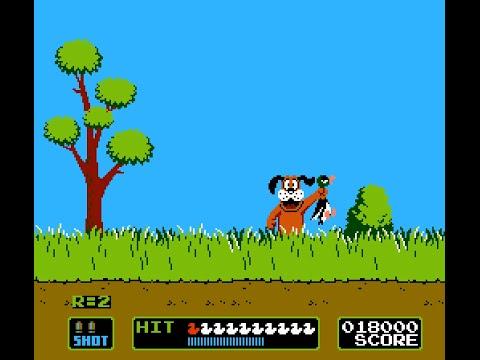 NES Game: Duck Hunt (1984 Nintendo)