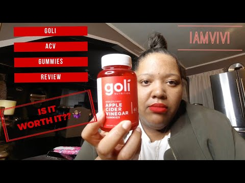 goli-apple-cider-vinegar-gummies-review-|-first-impressions