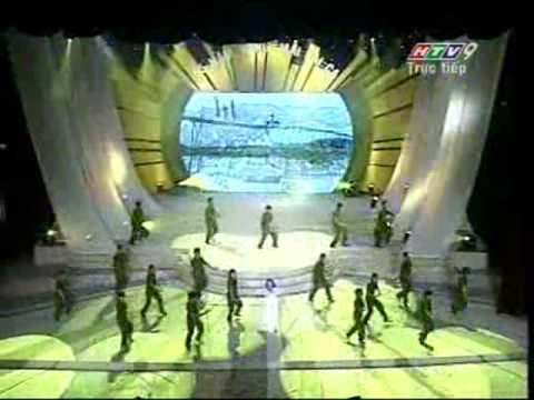 Rạng rỡ Việt nam (live) - Hồ Quỳnh Hương - Vũ đoàn ABC - Mặt trời
