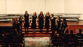 "Albright Angels Peform ""Please Mr. Postman"""
