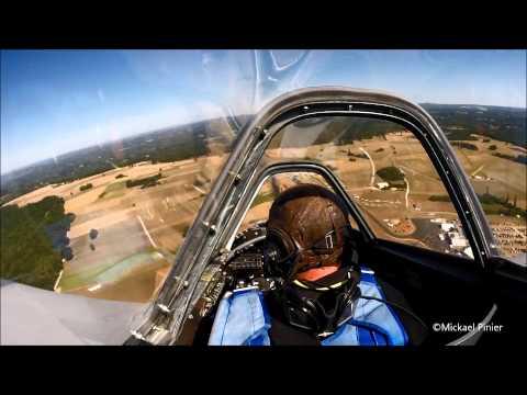 Yak-3 F-AZLY aerobatics