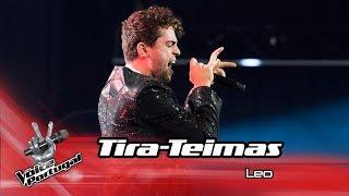 "Leo – ""Plug in Baby"" | Tira-Teimas | The Voice Portugal"