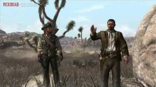 California - Stranger Mission - Red Dead Redemption