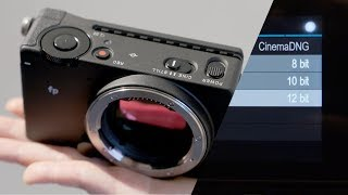 SIGMA fp - Pocket Full Frame Cinema Camera (Menu Walkthrough)