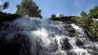 Водопад в Пещерке 3