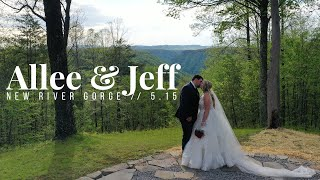 Allee & Jeff // 5.15.20 // New River Gorge