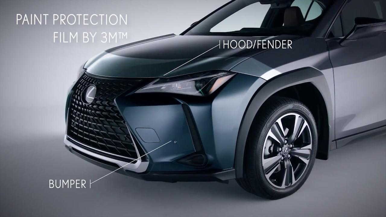 2019 Lexus UX Genuine Accessory Options