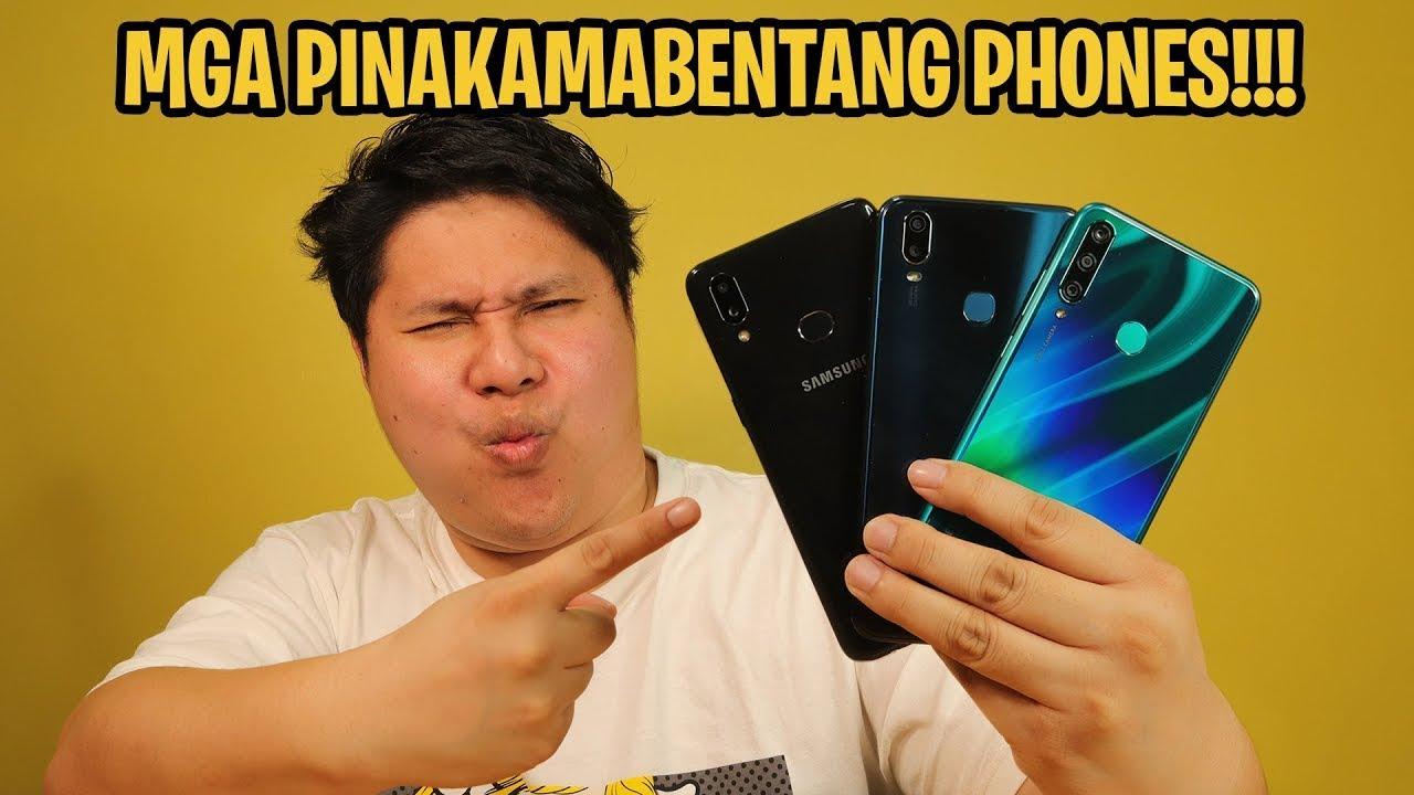 HUAWEI Y6P VS VIVO Y11 VS SAMSUNG GALAXY A10S - MGA PINAKAMABENTANG PHONES!