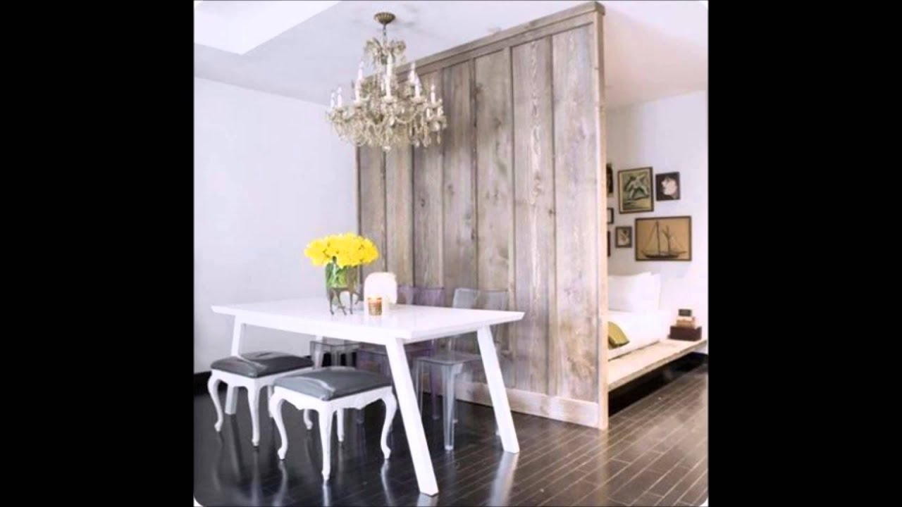 10 diy room divider ideas for small spaces - youtube