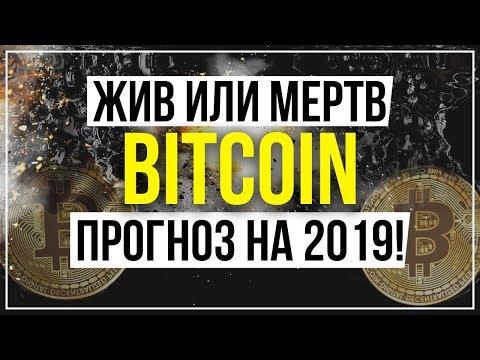 ВСЯ ПРАВДА ПРО БИТКОИН! ПРОГНОЗ КУРСА НА 2019 ГОД! Bitcoin BTC