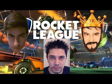 Efsane Ekip Efsane Goller | Rocket League Türkçe Multiplayer | Bölüm 10
