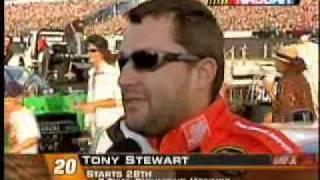 Tony Stewart insults D.W.