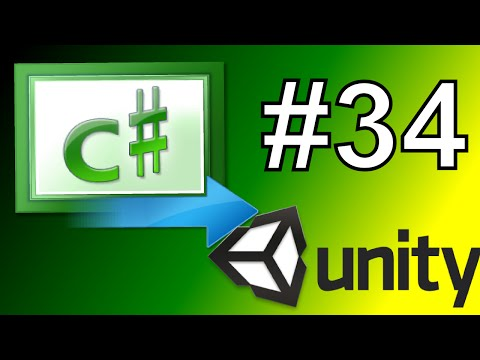 33 Unity Taking Input with Input GetAxis - Unity C# Scripting