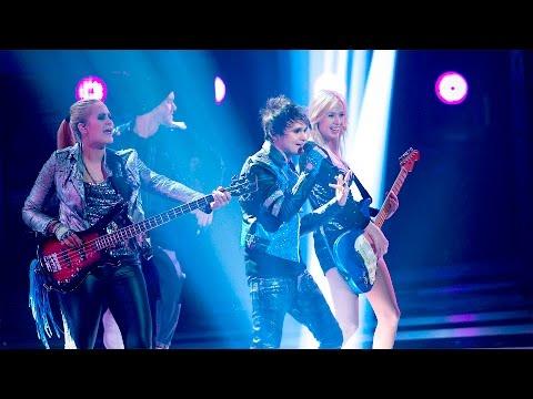 Bracelet - Breakaway | Dansk Melodi Grand Prix 2016 | DR1