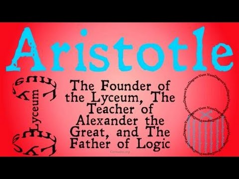 is aristotle the father of logic analysis essay An analysis of alice's adventures in wonderland to stop a bandersnatch carroll, the author of several books on logic, is paying here tribute to aristotle.