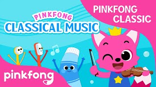 Pinkfong Classical Music: Healthy Habits Songs   Pinkfong Songs for Children