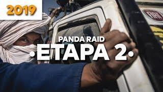 PANDA RAID 2019 - Etapa 2. Bel Frissate - Maadid