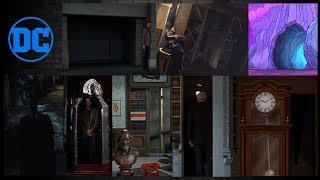 Secret Entrances to the Batcave: Evolution (TV Shows, Movies and Games) - 2019